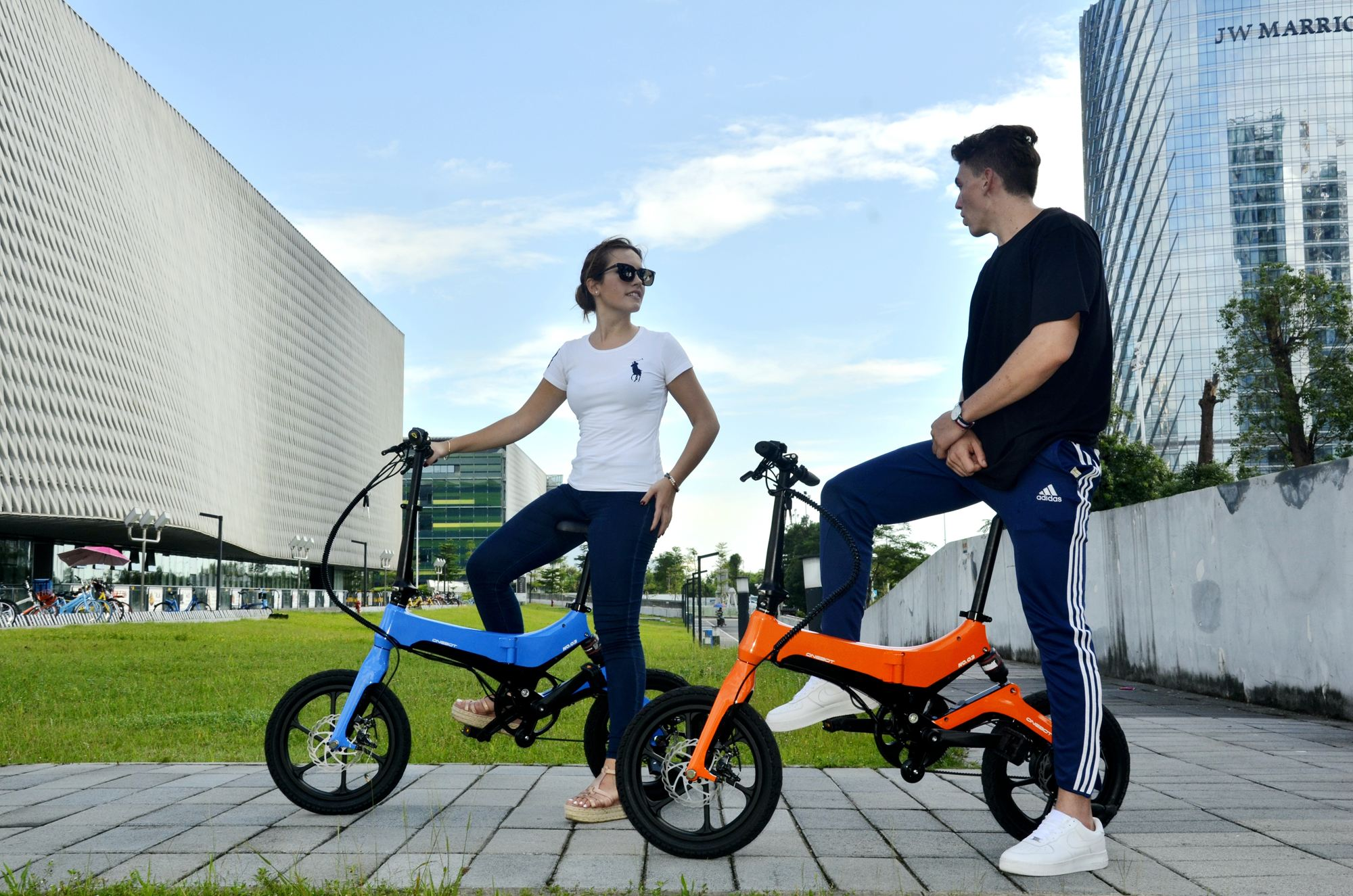 6-2-commute electric folding bike